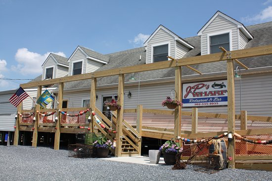 Frederica, DE: Dining in Bowers Beach, DE