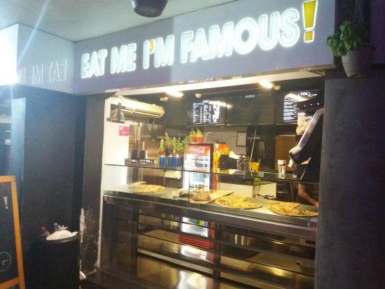 Eat me, I'm Famous!