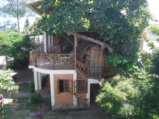 Hostal The Sea Garden House: Tree house with a new terrace!