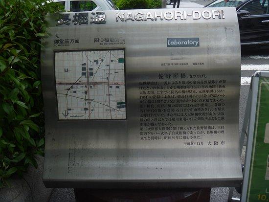 Sanoyabashi Bridge