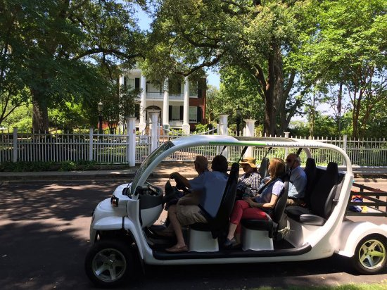 Open Air Tours Natchez
