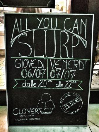 Clover Caffetteria Gelateria Naturale: IMG_20170706_213049-01_large.jpg