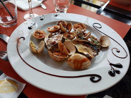 La Grange La Foret Fouesnant Restaurant Avis Num 233 Ro De