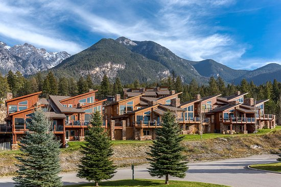 Marble Canyon & The Residences at Fairmont Ridge: Residences at Fairmont Ridge
