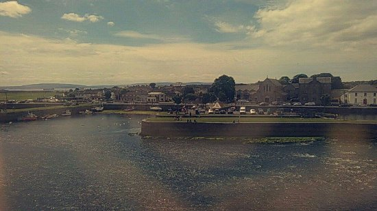 64ce67e3b6c10c The view from the top window of the museum! - Picture of Galway City ...