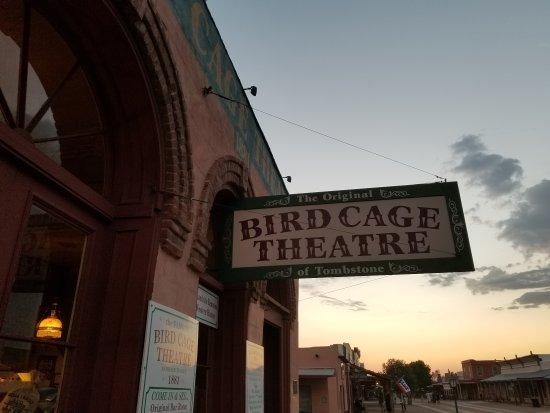 Bird Cage Theatre: 20170705_193708_large.jpg
