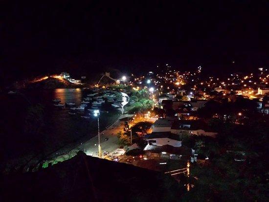 Hotel Cactus Taganga: Vista desde el hotel