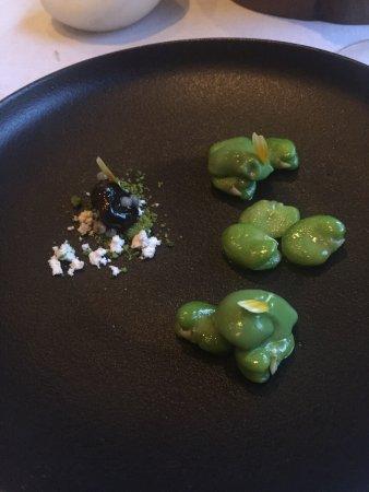 Atelier Amaro: Great imaginative dishes that taste great