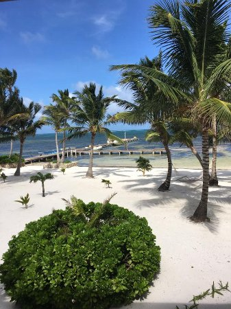 El Pescador Resort: View from our room