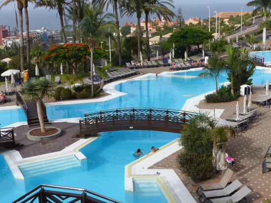 wonderful stay at Melia Jardines del Teide