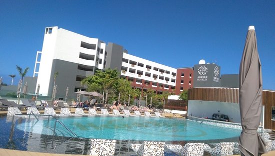 Deluxe Gold Room Picture Of Hard Rock Hotel Tenerife