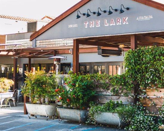 Funk Zone Provides Visitors With A Taste Of Santa Barbaras Budding