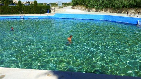 Orce, Spain: Manantial de Fuencaliente