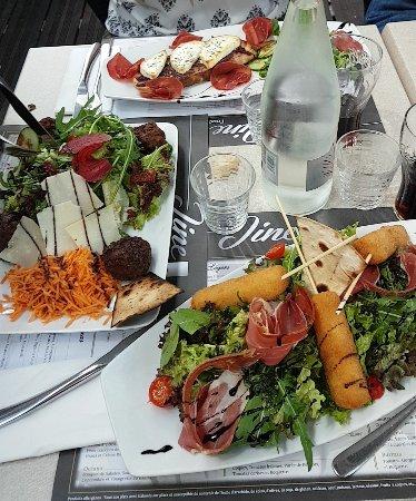 Jine food bar forbach restaurant avis num ro de for Food and bar jine forbach
