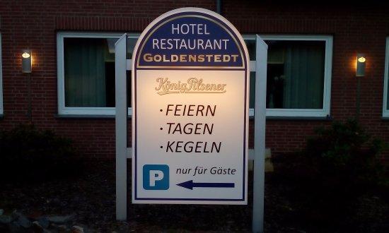Hotel Restaurant Goldenstedt
