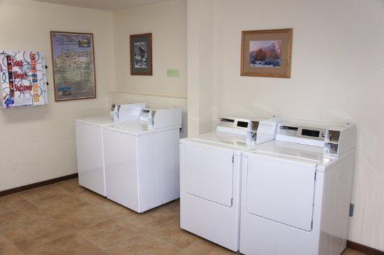 แซนด์พอยต์, ไอดาโฮ: Laundry Room