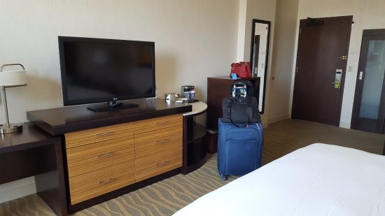 DoubleTree by Hilton Hotel San Diego - Mission Valley: Room on 11th Floor