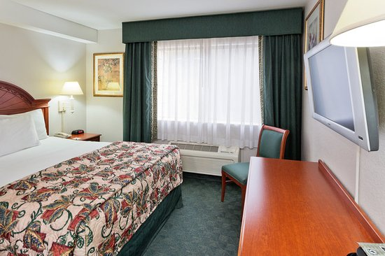 Everett, WA: Guest Room