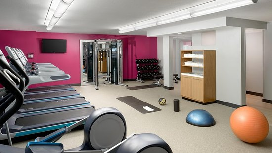 Hilton Woodland Hills/Los Angeles: Fitness