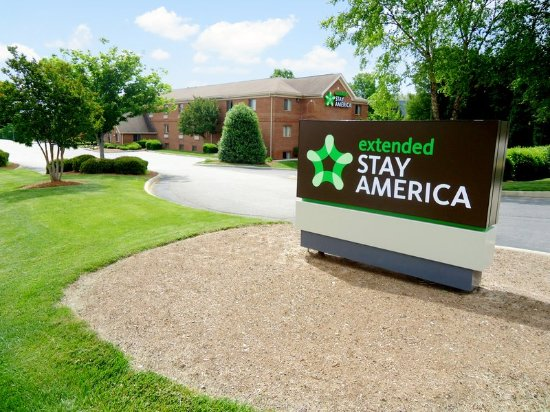 Extended Stay America - Greensboro - Wendover Ave. : Extended Stay America