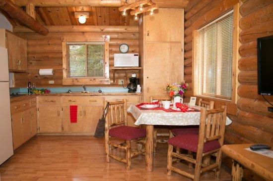 Columbia Falls, Μοντάνα: Guest room