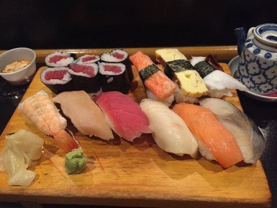 Origami Japanese Cuisine Corpus Christi Menu Prices Restaurant