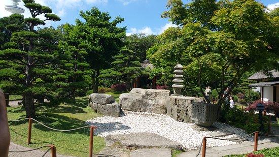 Lago picture of park planten un blomen hamburg for Jardin oriental