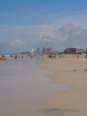 Beihai, China: Beach views