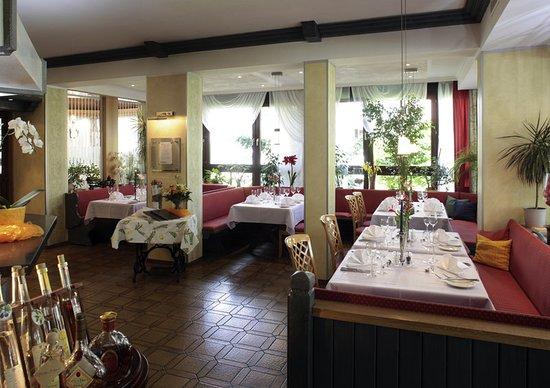 Ringhotel Bundschu: Restaurant Bundschu