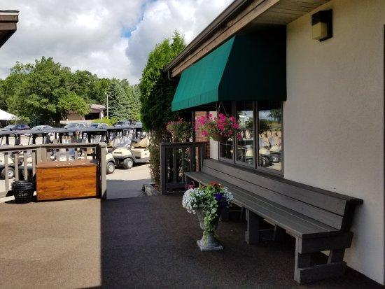 Green Lake, WI: Clubhouse