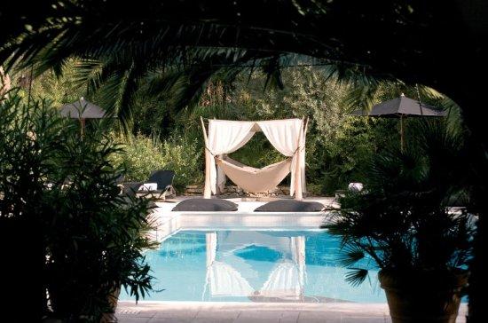أوتل سانت أمور - لا تارتانى: Pool View
