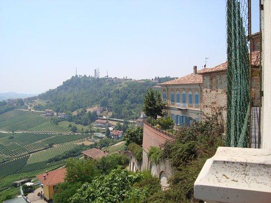 La Morra, Italy: Panorama dal Belvedere