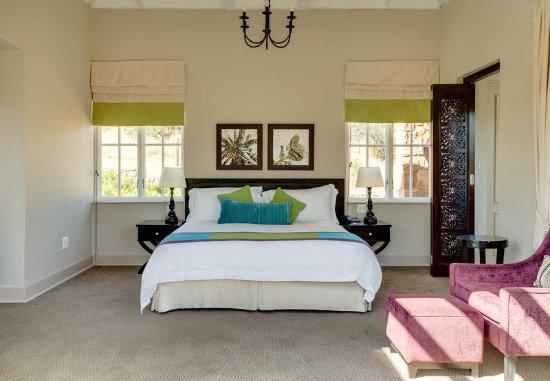 Magaliesburg, Sudáfrica: Villa - Sleeping Area