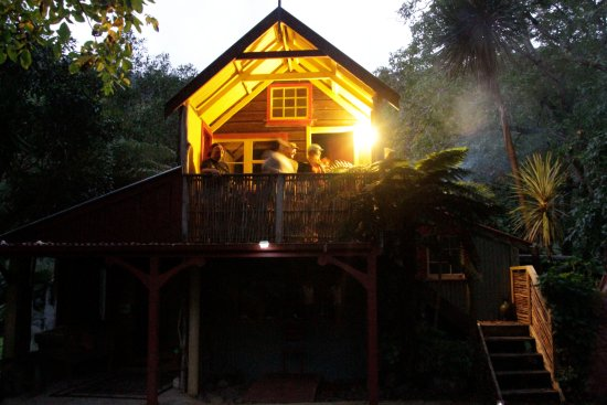 Whanganui, Nya Zeeland: The James K Cottage. Self contained accommodation with two bedrooms.