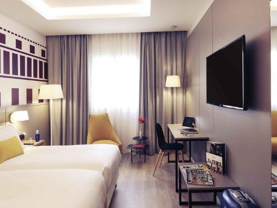 Mercure Madrid Plaza de Espana: Guest Room