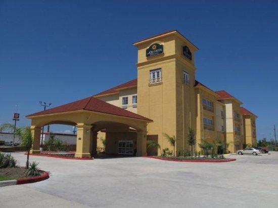 Orange, TX: ExteriorView