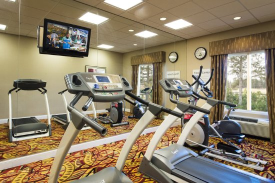 Holiday Inn Express Hotel & Suites Port St. Lucie West: Fitness Center