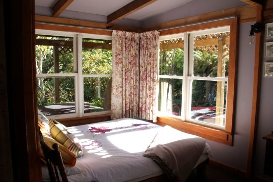 Whanganui, New Zealand: Ruru Lodge bedroom