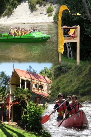 Whanganui, New Zealand: Let us organise your stay and activities with our RIVER FUSION package