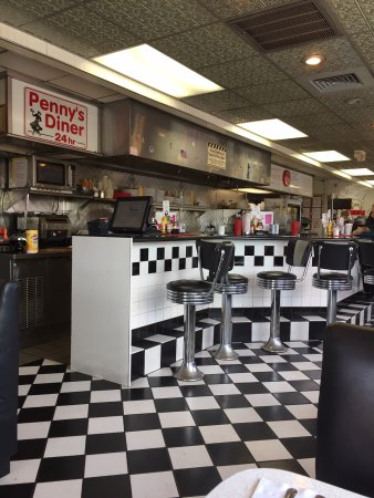 Penny's Diner: A great diner with a great staff!