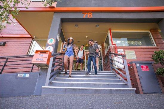 Melbourne Metro YHA Photo