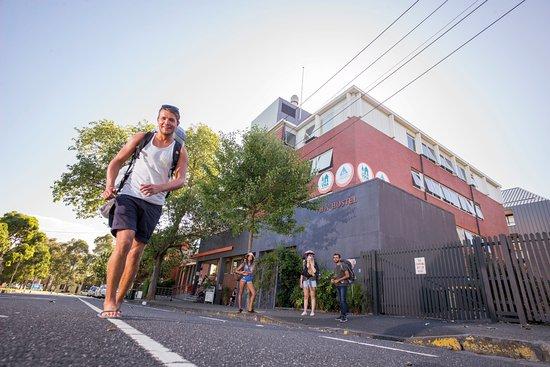 Melbourne Metro YHA Hôtel (Australie) : voir les tarifs, 10 avis et ...