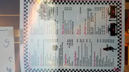 West Bend, WI: Toucan Food and Custard