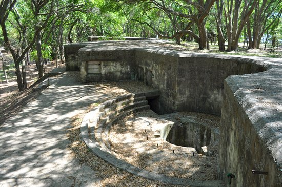 Saint Helena Island, Carolina del Sur: Fort Fremont remains
