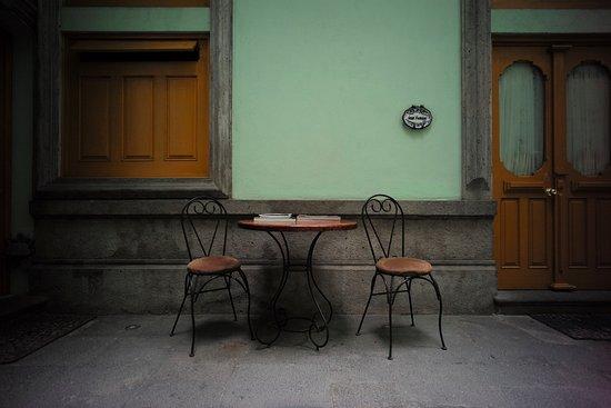 Terraza Bar Lounge Picture Of Puebla De Antano Tripadvisor