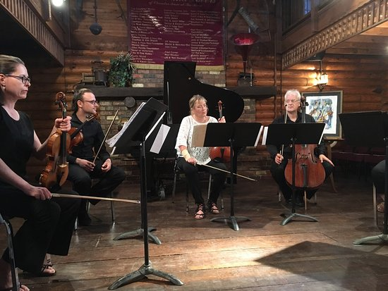 Chamber Music at the Barn