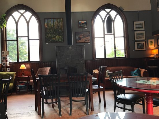 Resurrect Art Coffee House Gallery: photo2.jpg