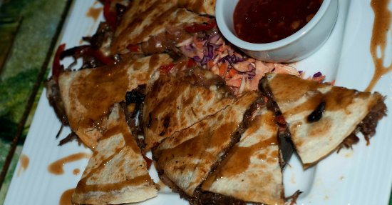 Nuevo Arenal, Costa Rica: Try our duck quesadillas
