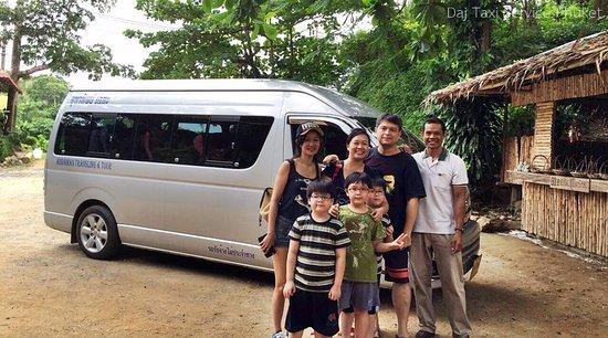 Rawai, Tailandia: My customer live in Phuket