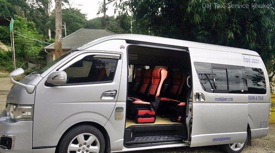 Rawai, Thailand: My van